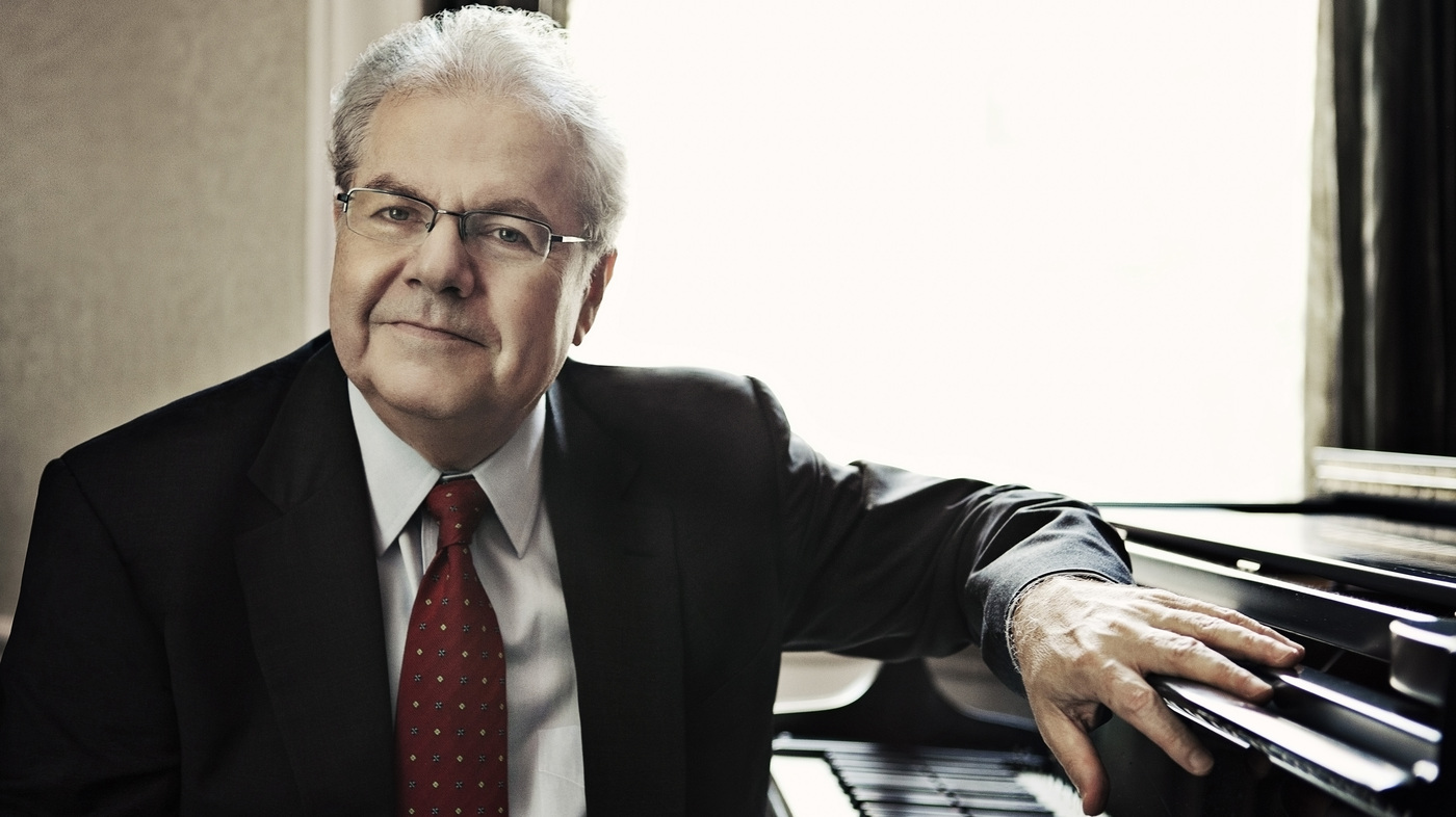 Not My Job: Pianist Emanuel Ax Takes A Quiz On Axe Body Spray : NPR