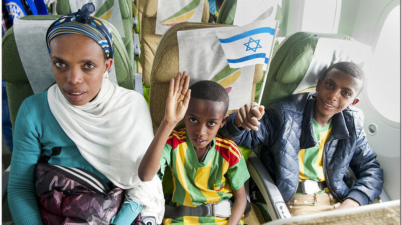 Image result for photos of the jewish nation from ethiopia