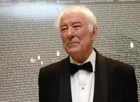Irish poet Seamus Heaney in 2010.