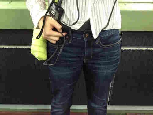 Jess Jiang jeans