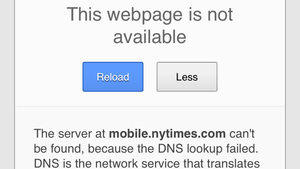 A cyberattack, reportedly by a group called the Syrian Electronic Army, forced The New York Times offline this week.