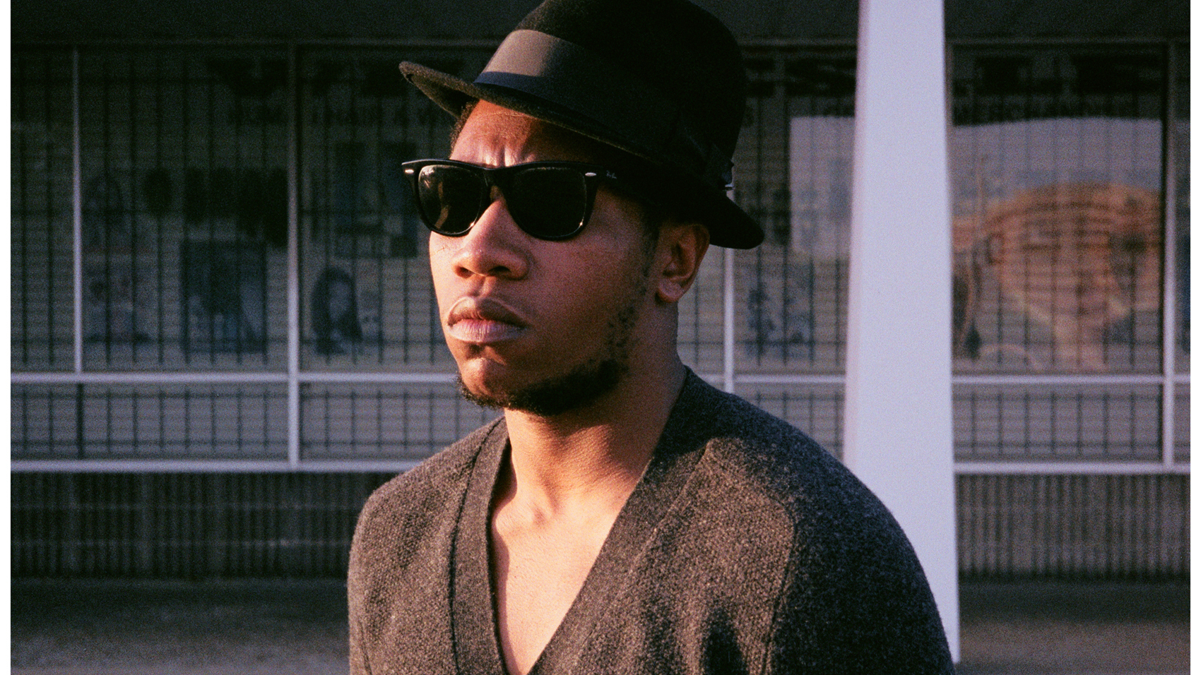 First Listen: Willis Earl Beal, 'Nobody knows.'