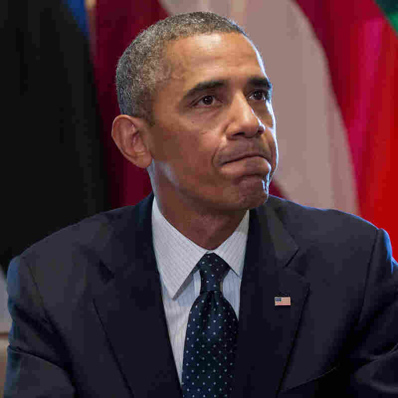 President Obama says any military strike he makes against the Syrian government in retaliation for suspected chemical attacks would be limited.
