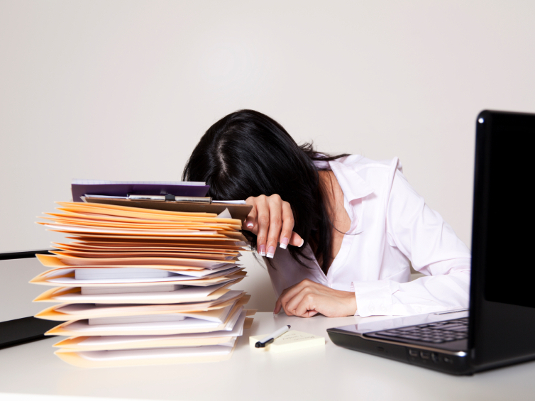 When Stress Takes Over, Employee Burnout Can Set In