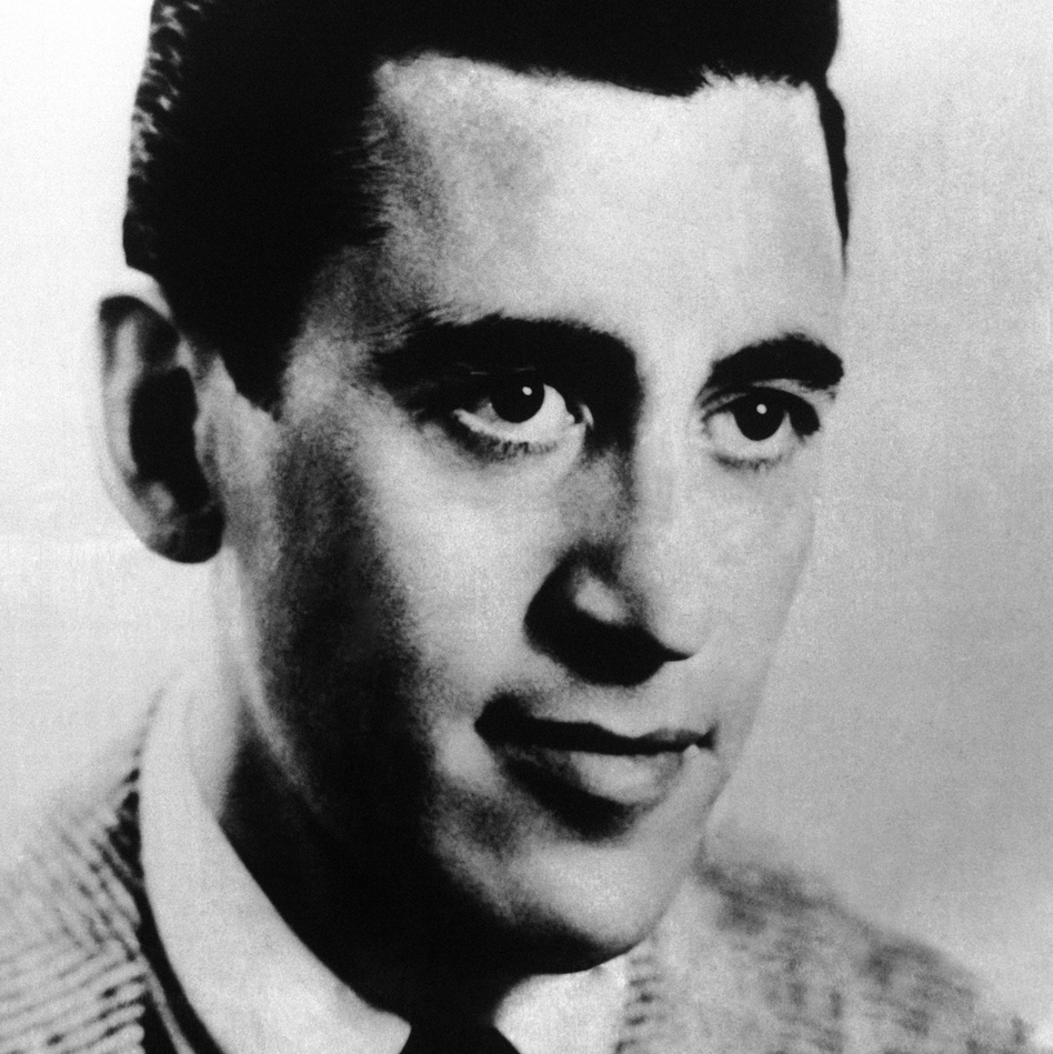 J.D. Salinger in September 1961. (AP)