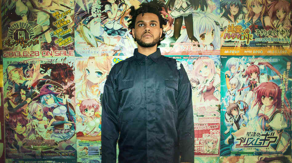 The Weeknd's new album Kiss Land will be released on Sept. 10.