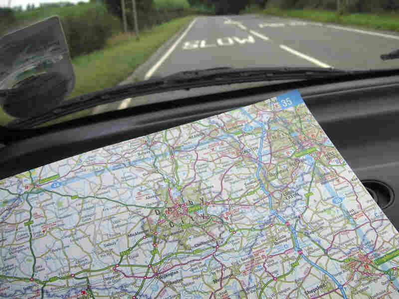 If you're planning that last summer road trip, you might want to pull those maps out of the attic.
