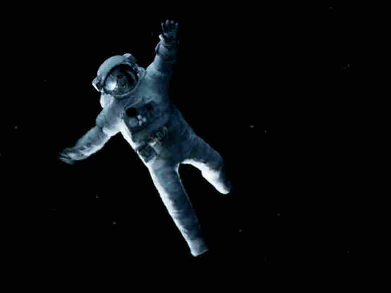 Sandra Bullock winds up adrift in Alfonso Cuaron's Gravity.