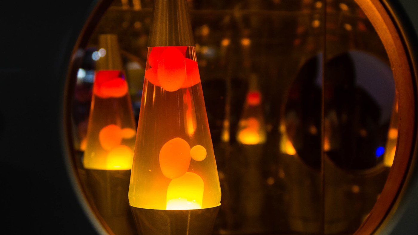 The Lava Lamp Has Turned 50 Here S Some Groovy Video