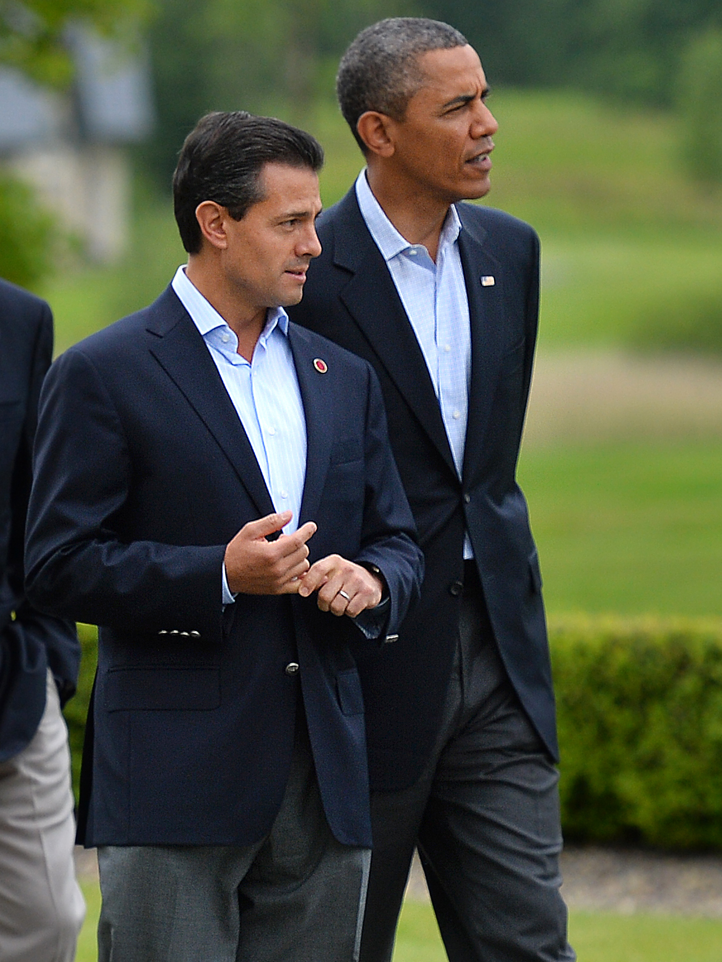 Mexico Summons U.S. Ambassador, Seeking Answers To Spying Claims