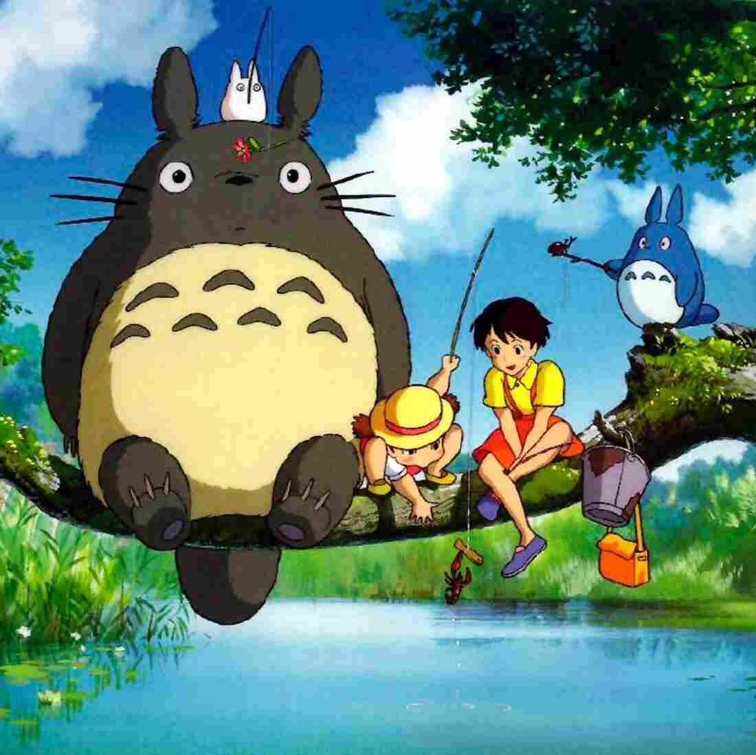 The Wondrous, Melancholy Worlds Of Hayao Miyazaki