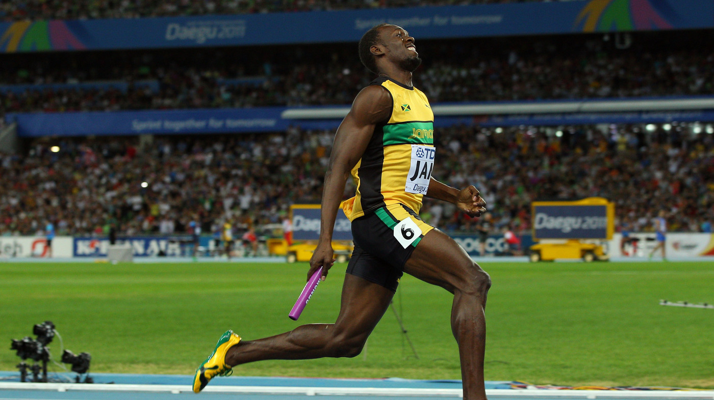 Sprinter Usain Bolt Says Hell Retire After 2016 Olympics The Two Way NPR