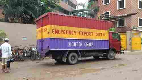 """Emergency Export Duty"""