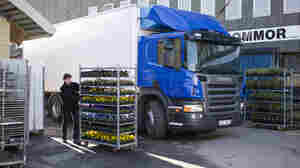 Right now, there are an estimated 300,000 refrigerated trucks cooled by diesel engines on the road in the U.S. Researchers are hoping to replace them with a fuel-cell-based cooling system — which means your foods would hitch a greener ride to the store.