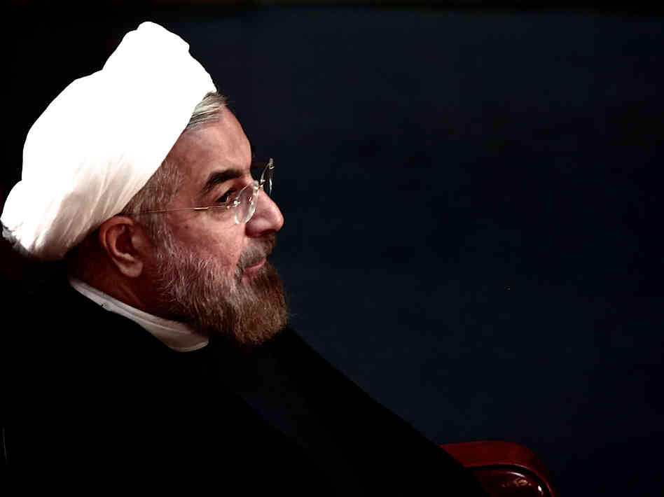 Did Iranian President Hassan Rouhani tweet a greeting to the world's Jews on Rosh Hashana?
