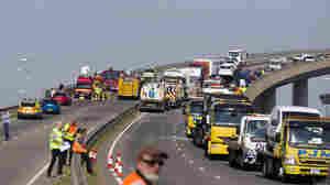 Fog Blamed For 100-Plus Vehicle Pileup In U.K.