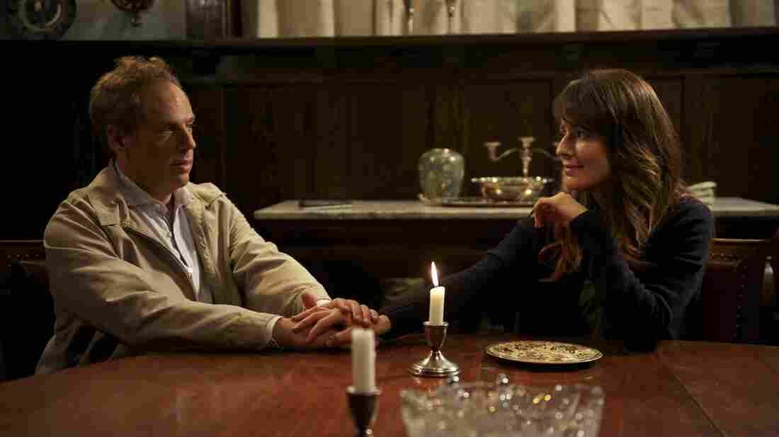 Reach Out And ... What Was It Again? Josh Pais and Rosemarie DeWitt are a brother and sister with serious life changes to negotiate in Touchy Feely.