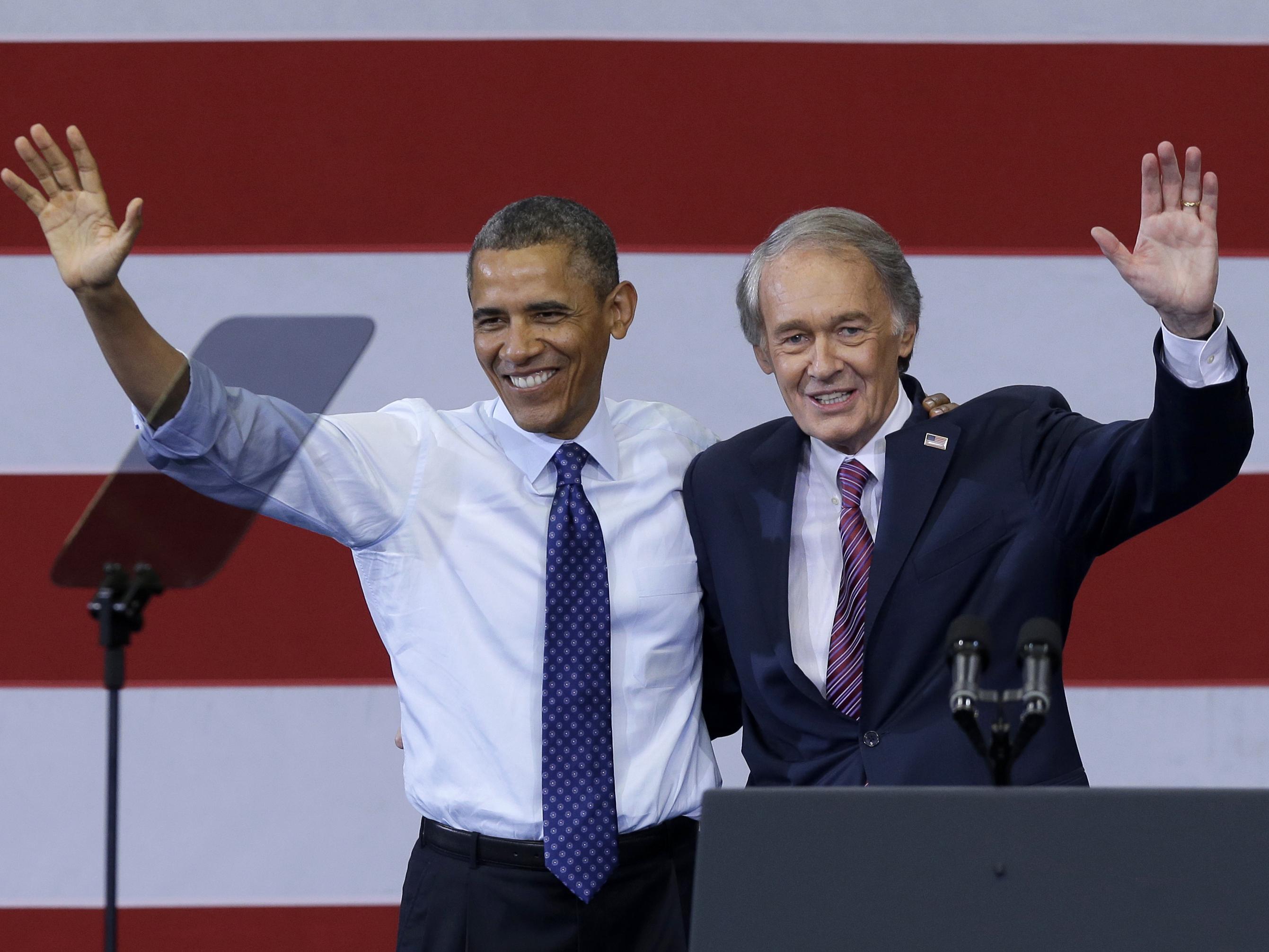 The Senator Who Dodged The Syria Vote