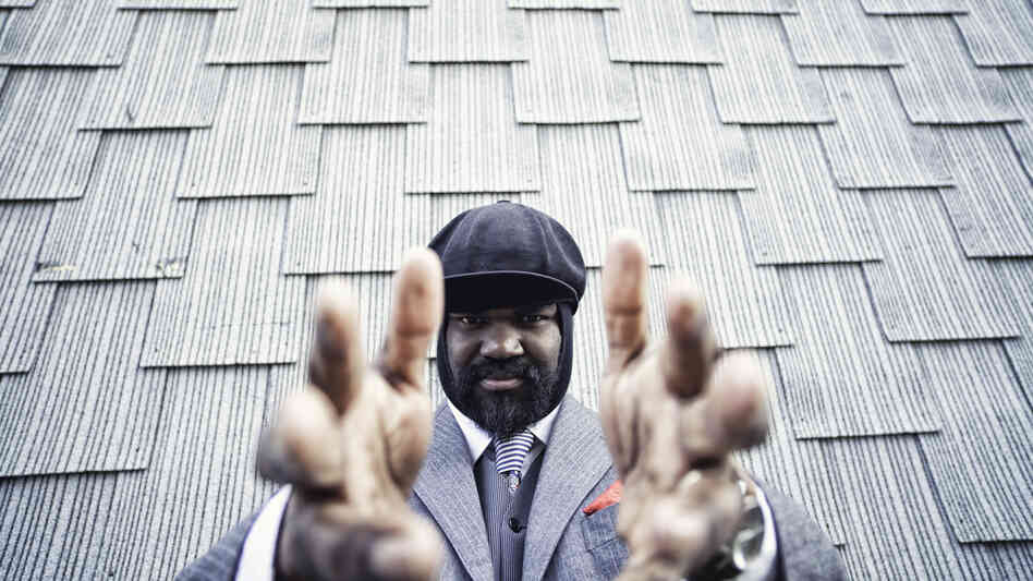 Gregory Porter's new album, Liquid Spirit, comes out Sept. 17.