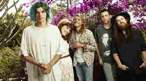 Grouplove's new album, Spreading Rumours, comes out Sept. 17.