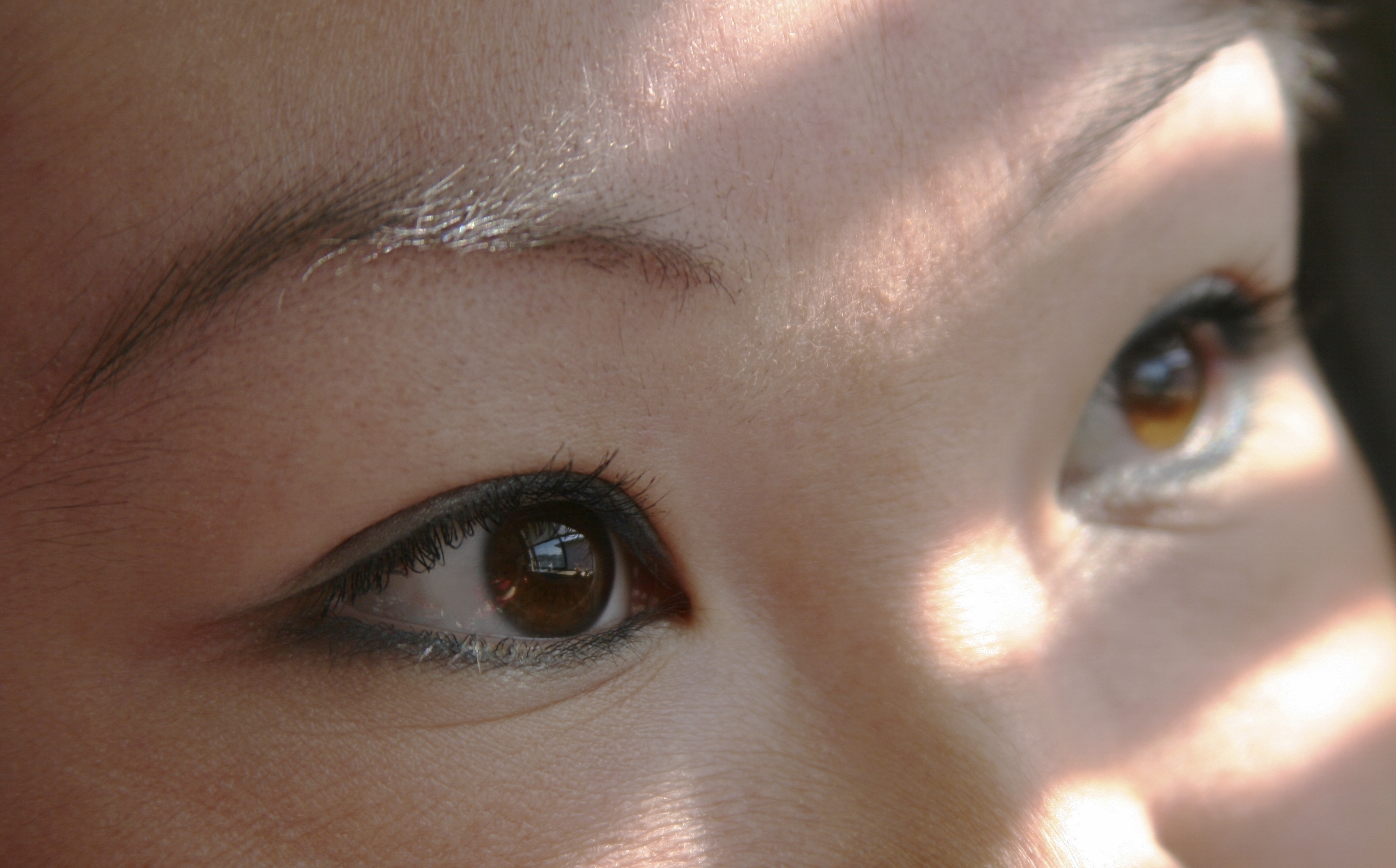 picture of asian eyes