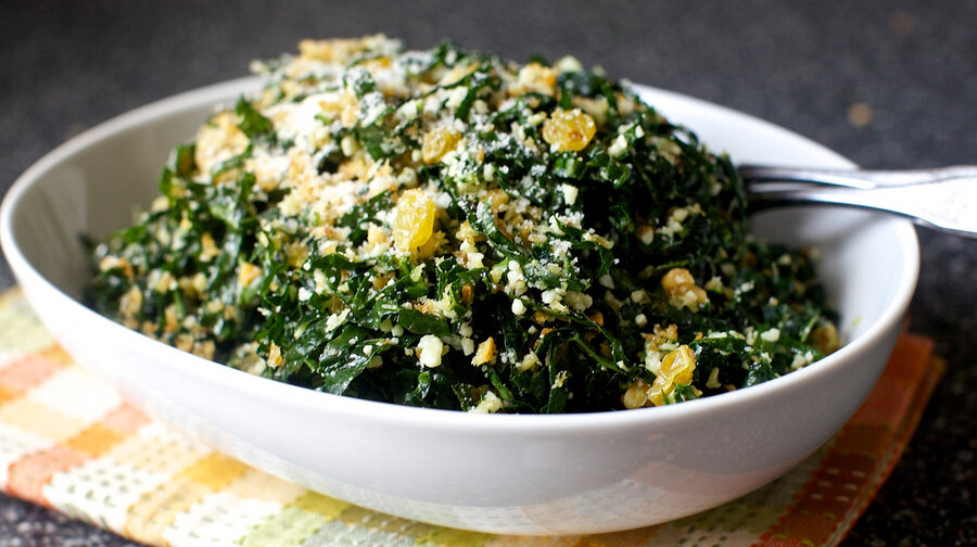 Smitten Kitchen\' Author On Learning To Love Kale : NPR