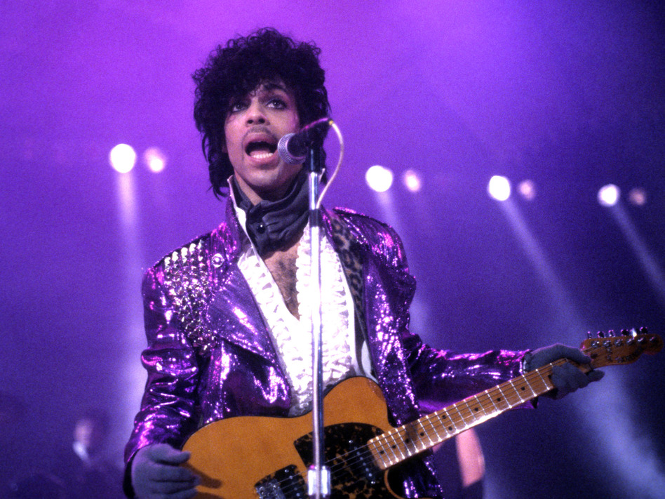 Mom loved him. You love him. Prince performing in 1985.