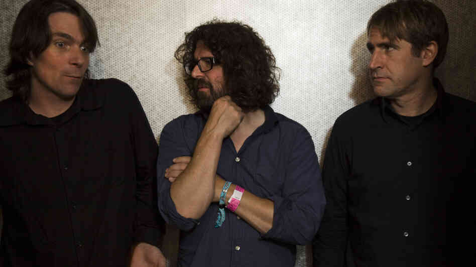 Sebadoh's new album, Defend Yourself, comes out Sept. 17.