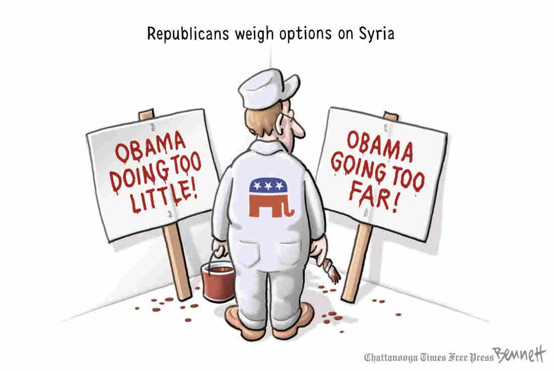 Cartoonist Group/Washington Post Writers Group