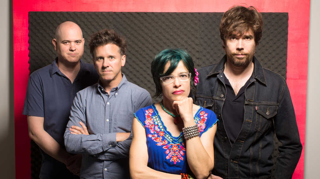 On Its New Album, Superchunk Makes The Downtrodden Sound Upbeat
