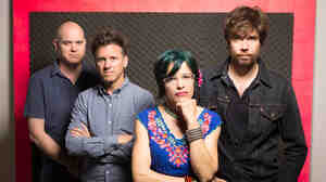 Superchunk's new album is titled I Hate Music.