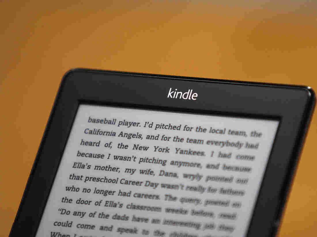 Amazon's Kindle e-reader. Apple has been ordered to submit to a monitor to ensure it doesn't fix prices on e-books in future.