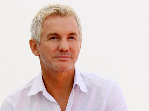 Director Baz Luhrmann poses for a photo in July 2009 in Giffoni Valle Piana, near Salerno, Italy.