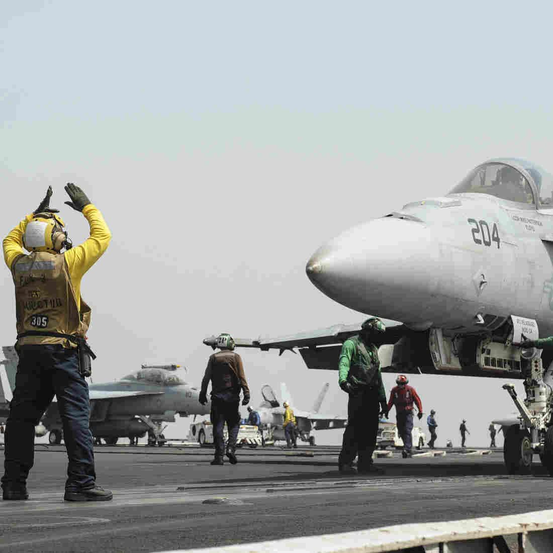 Report: 'Iran Plots Revenge' If U.S. Strikes Syria