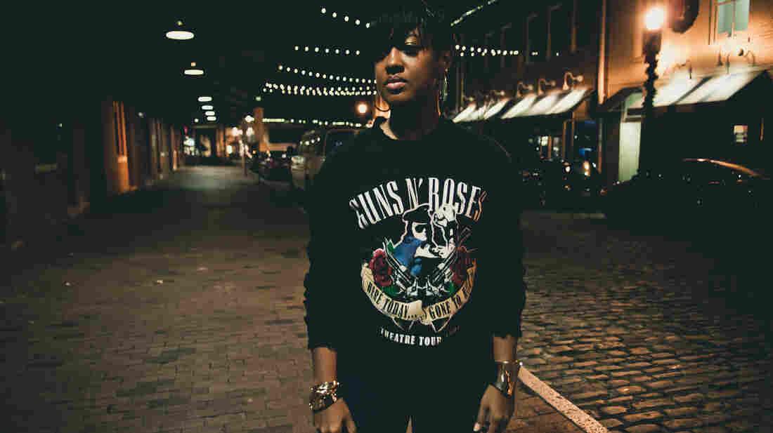 WEAA's Strictly Hip-Hop program is a big fan of North Carolina MC Rapsody.