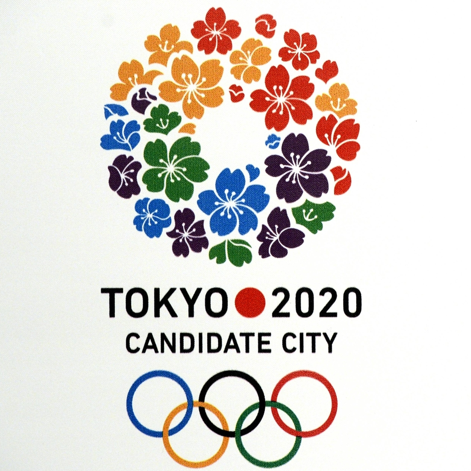 Tokyo's 2020 candidate city logo.