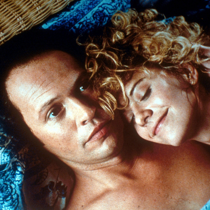 Crystal and Meg Ryan co-starred in Rob Reiner's When Harry Met Sally, a Nora Ephron-written comedy containing perhaps film history's most memorable dinner-table scene.