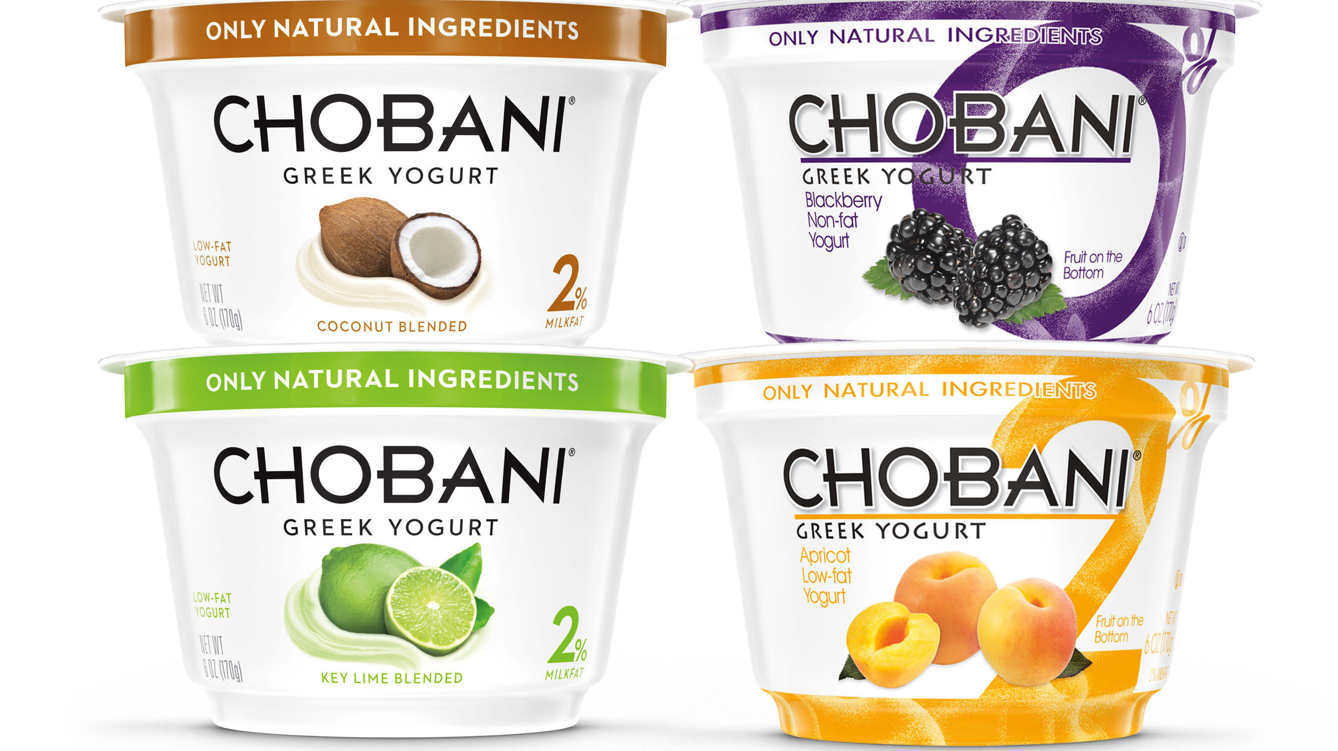 Chobani Issues All-Clear After Yogurt Recall