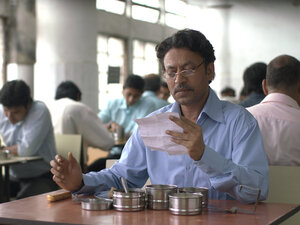 Irrfan Khan in The Lunchbox.