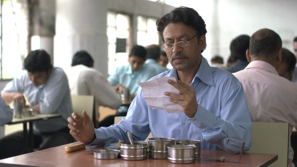 Irrfan Khan in The Lunchbox. (Toronto International Film Festival)