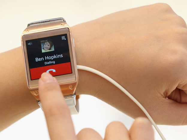 Samsung's new Galaxy Gear smartwatch marks a new generation of wearable devices.