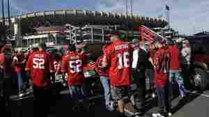 Football Fan Dies At Candlestick Park
