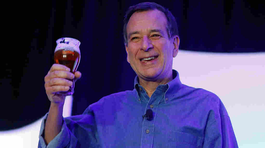 Founder and Chairman of the Boston Beer Co. Jim Koch has seen shares of his company rise from $20 in 2009 to a record $227 Monday.
