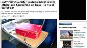Downing St. Denies 'Dozy' David Cameron Left Secrets Unguarded