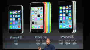 Apple Unveils New iPhones — One Innovative, One Cheap