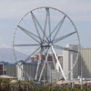 The 55-story High Roller, which will be the world's largest Ferris wheel, is scheduled to open in early 2014.
