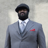 Gregory Porter's latest album is entitled Liquid Spirit.