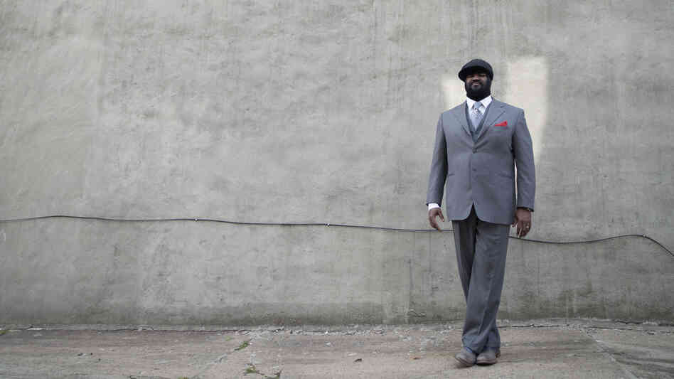 39 singing just to me 39 gregory porter on musical - Gregory porter liquid spirit album download ...
