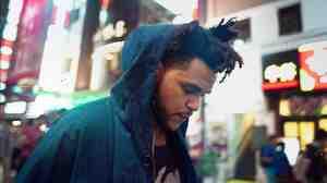 Kiss Land is singer Abel Tesfaye's major-label debut as The Weeknd.