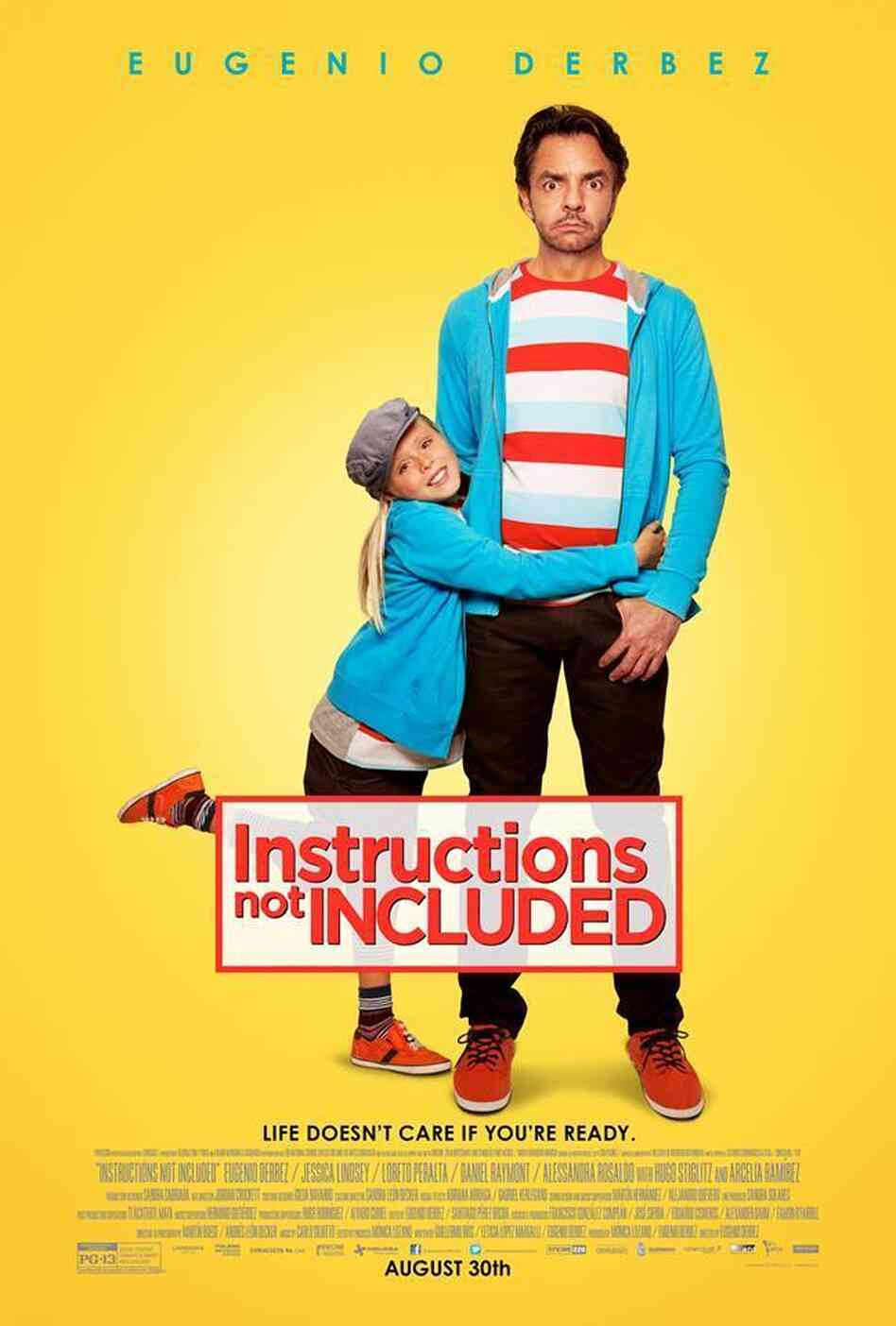"""[Instructions Not Included] manages to be an artistic failure and a commercial success at the same time, the latter because it taps a Latino audience that has been overlooked."""
